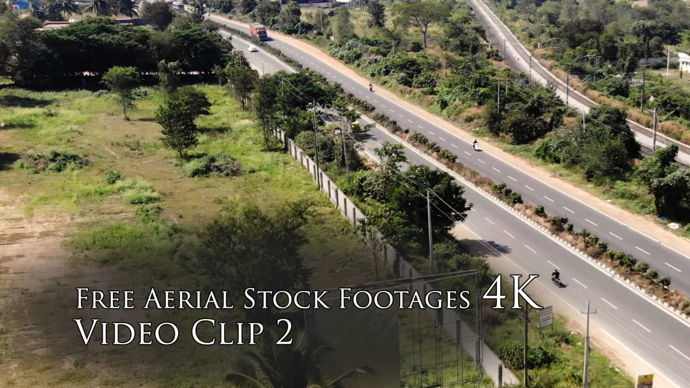 Royalty Free Aerial Stock Footages 4K - Video Clip 2