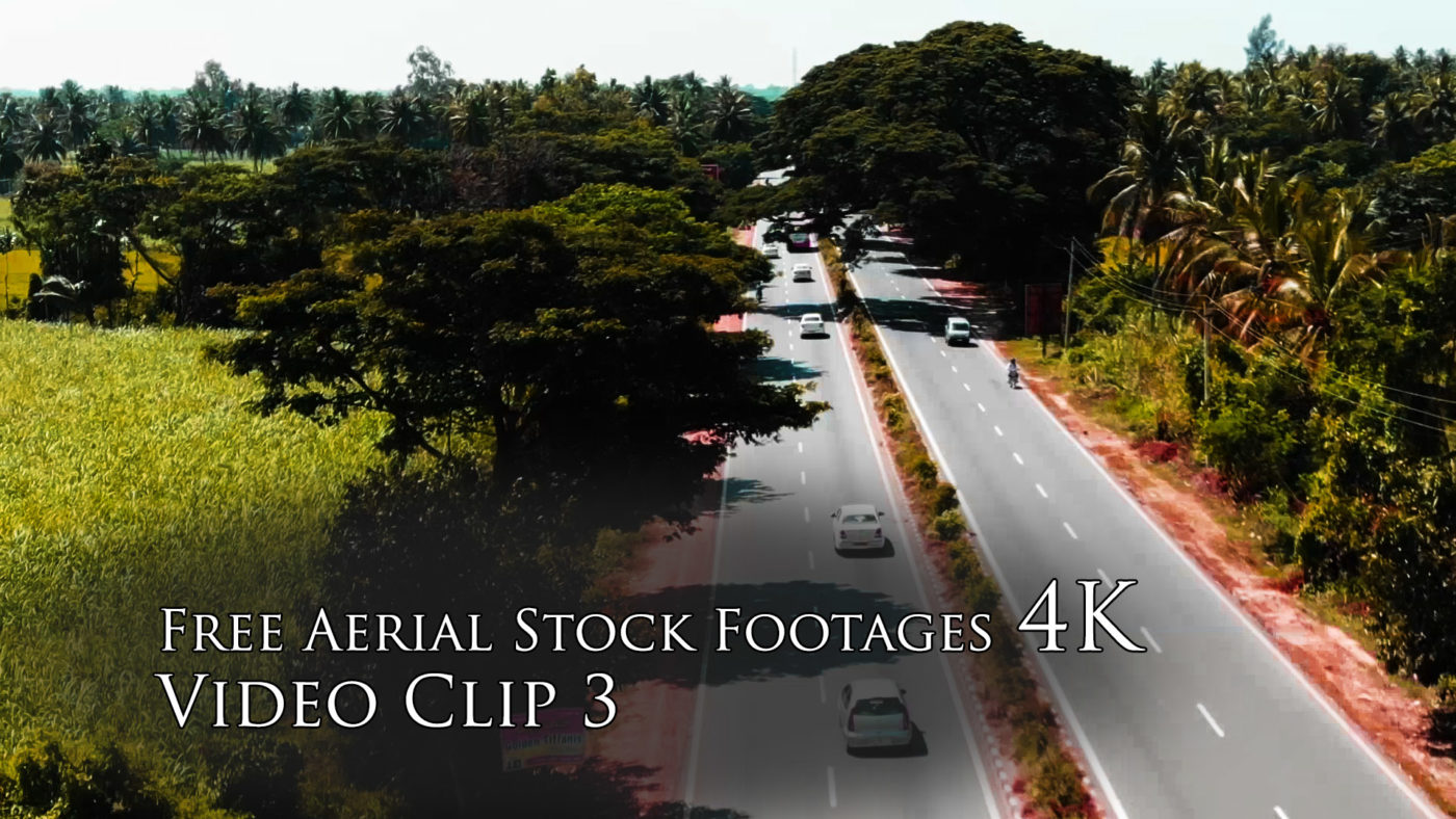 Royalty Free Aerial Stock Footages 4K - Video Clip 3